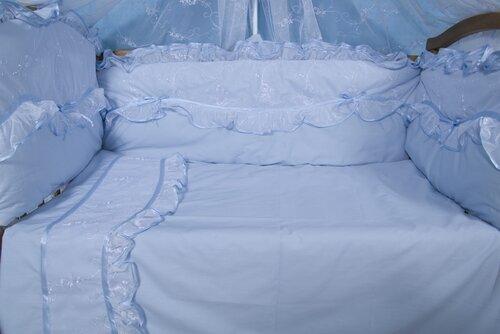 Когда необходимо снять мягкие бортики с детской кроватки?