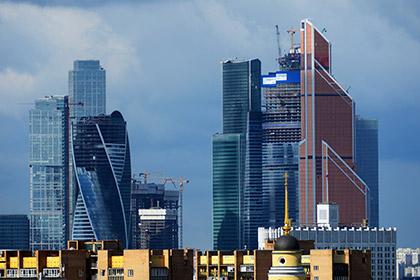 В «Москва-Сити» согласовали проект строительства пятидесяти этажного небоскреба