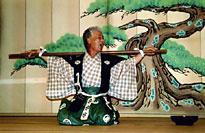 Японский традиционный театр Ёсэ