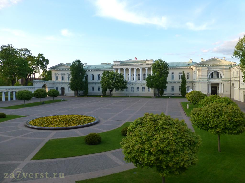 Достопримечательности Вильнюса, Литва