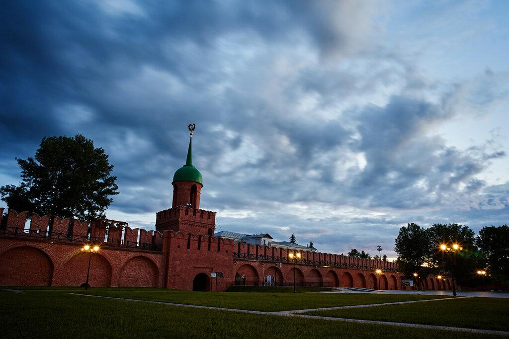 Утро, тульский кремль картинки