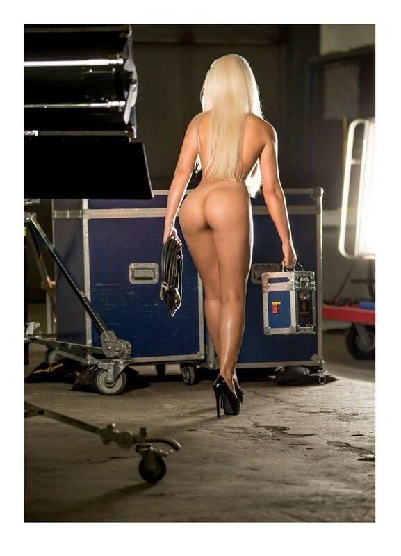 Marluce Ferreira in Playboy Brazil