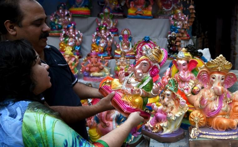 В Индии празднуют День рождения Ганеша 0 1454bc c16a4698 orig