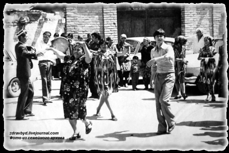 национальная одежда узбекистан