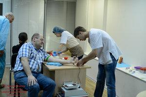 День донора в ГК Нексия Пачоли