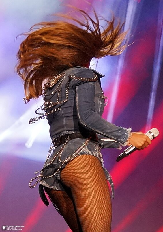 Love beyonce knowles butt pictures