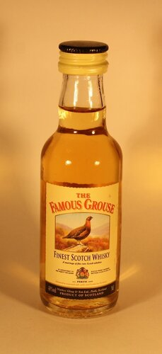 Виски The Famous Grouse Finest Scotch Whisky Perth