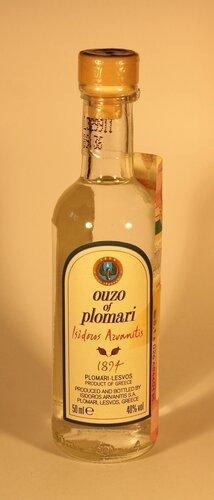 Настойка Ouzo of Plomari Isidoros Arvanitis 1894