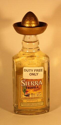 Текила Sierra Tequila Reposado Imported
