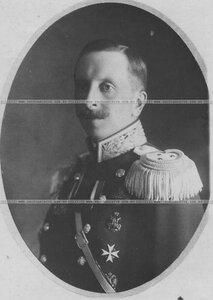 Подполковник, ранее служивший в бригаде, в форме генерального штаба (портрет).