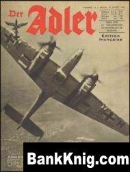 Der ADLER  № 15 - 27 juillet (июля)  1943