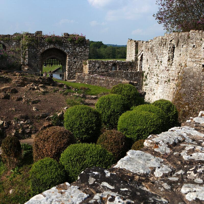 leeds castle, united kingdom.