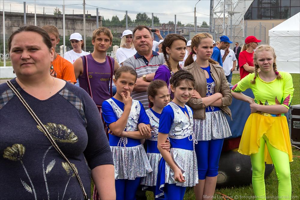 30-летие Калининской АЭС в Удомле