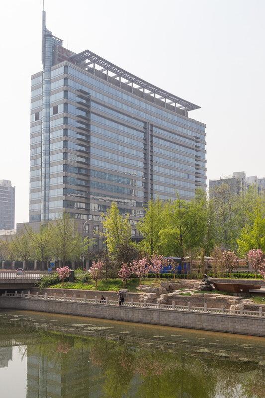 Офисное здание, Пекин