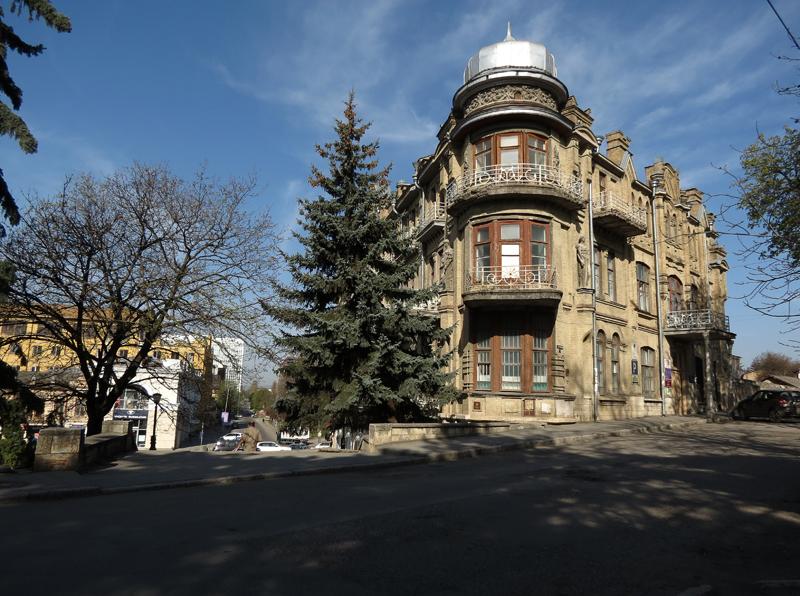 Картинки улицы в городе пятигорск