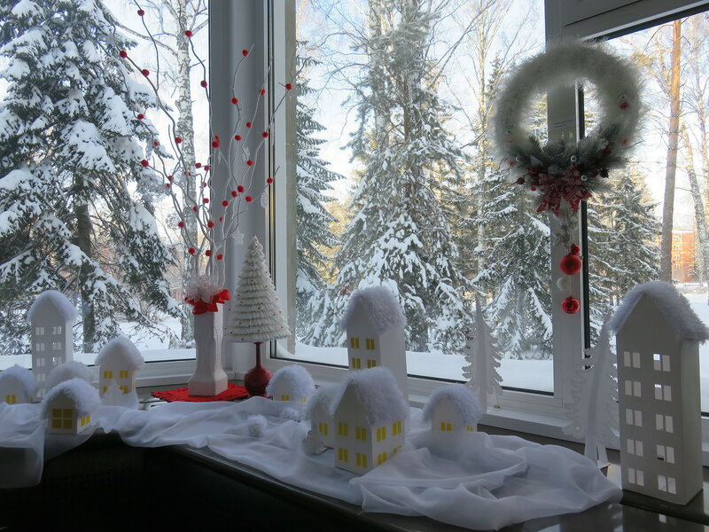 Снежное очарование