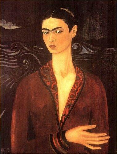 Из произведений Фриды Кало, Мексиканской художницы (1).jpg