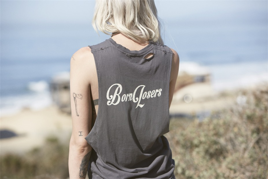 Haight Ashbury Co | Born Losers SS14 by Steven Stone