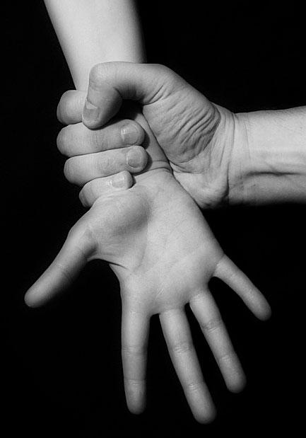 Принципы рукопожатия