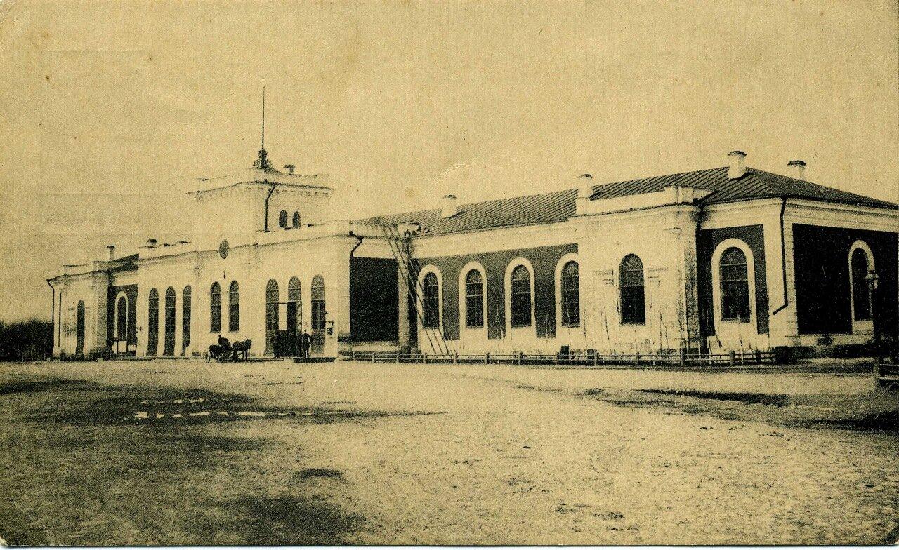 Вокзал Северных железных дорог