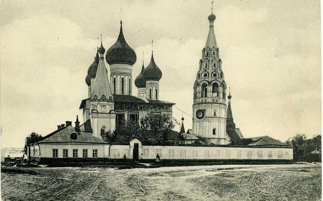 Церковь Николы Мокринского