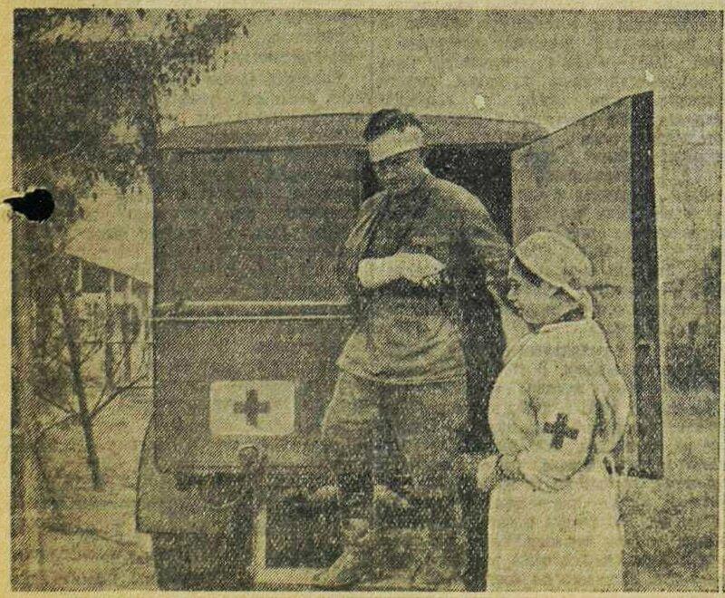 «Красная звезда», 26 июня 1942 года, медицина ВОВ