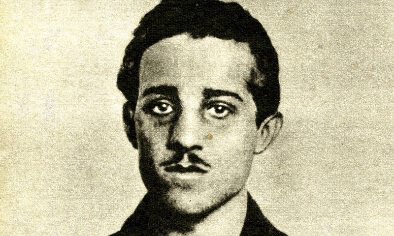 Bildnummer: 59984424  Datum: 01.01.1900  Copyright: imago/United Archives InternationalGavrilo Princip , the chief assassin of the Archduke Franz Ferdinand of Austria and his wife , which precipitated the First World War . He was too young to receive th