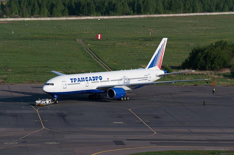 Boeing 777-212/ER (EI-UNR) Трансаэро D804706
