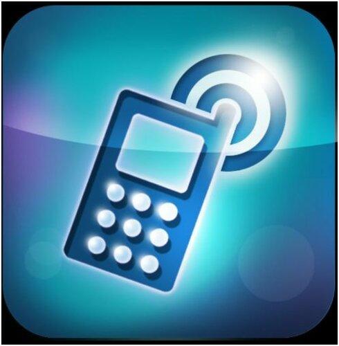 """Логотип приложения """"Говорящий телефон"""""""
