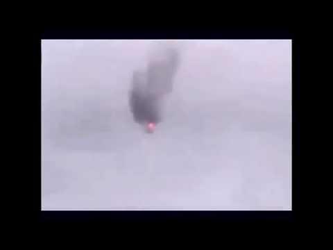 Видео попадания ракеты в украинский вертолет 29 мая