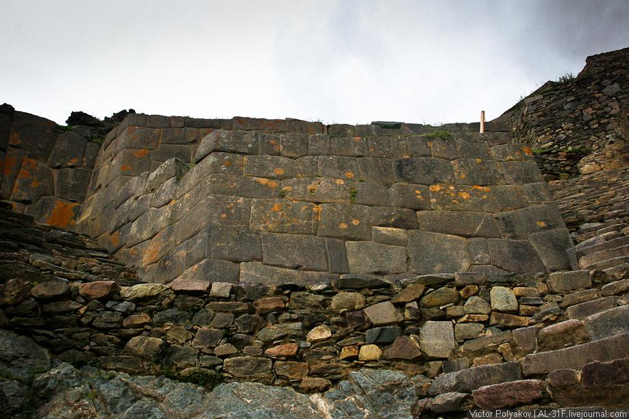 Ullantaytampu. Священная долина инков