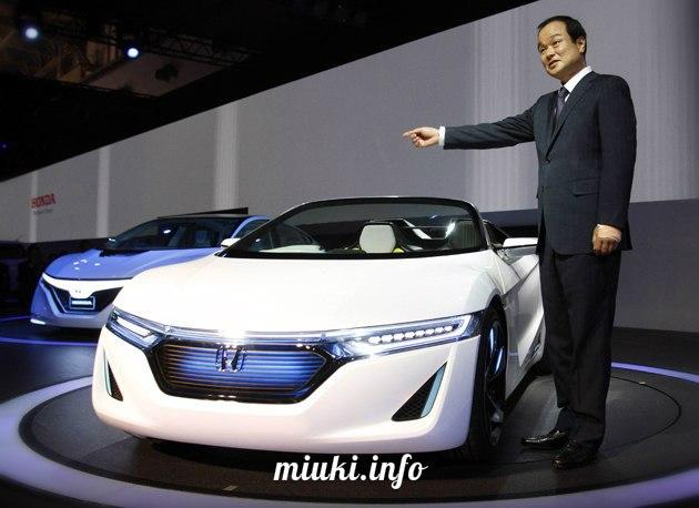 Японский автопром