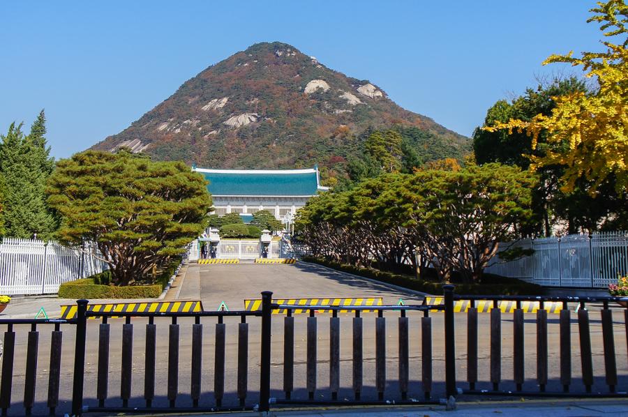 Императорский дворец – Кёнбоккун, Сеул