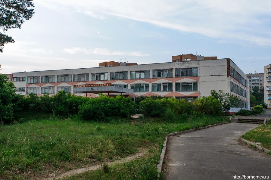 школа 12 Саров