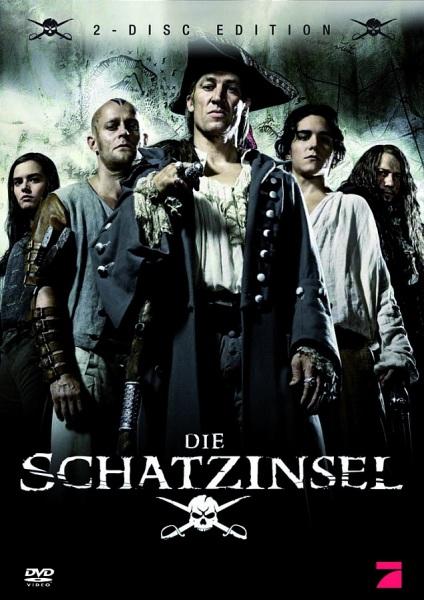 Сокровища капитана Флинта / Die Schatzinsel (2007/DVDRip)