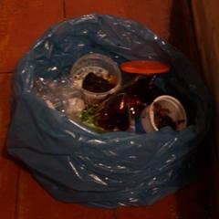 Мешок мусора
