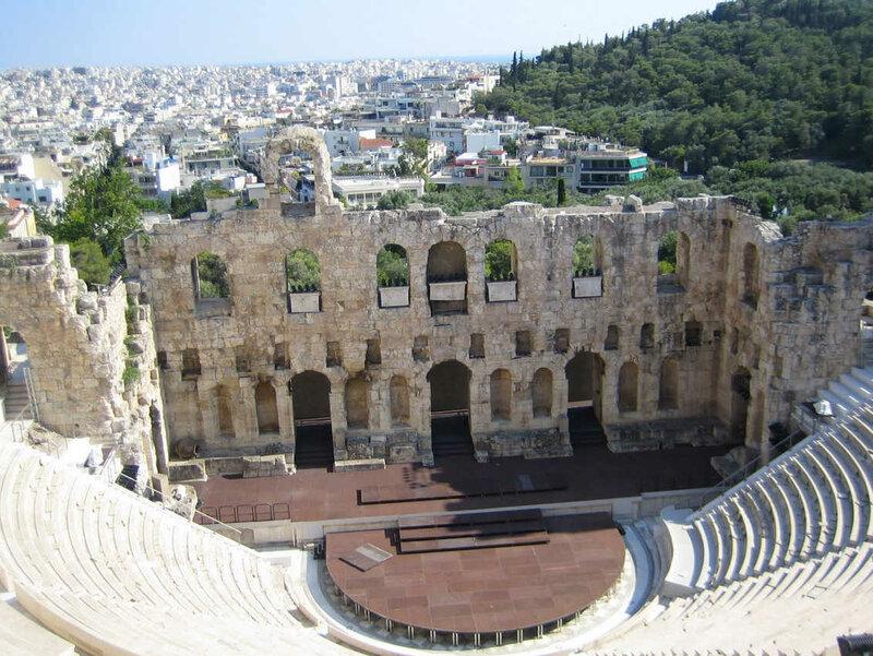 Чем удивят туристов современные Афины?