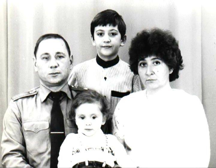 Семья в сборе (29.05.2014)