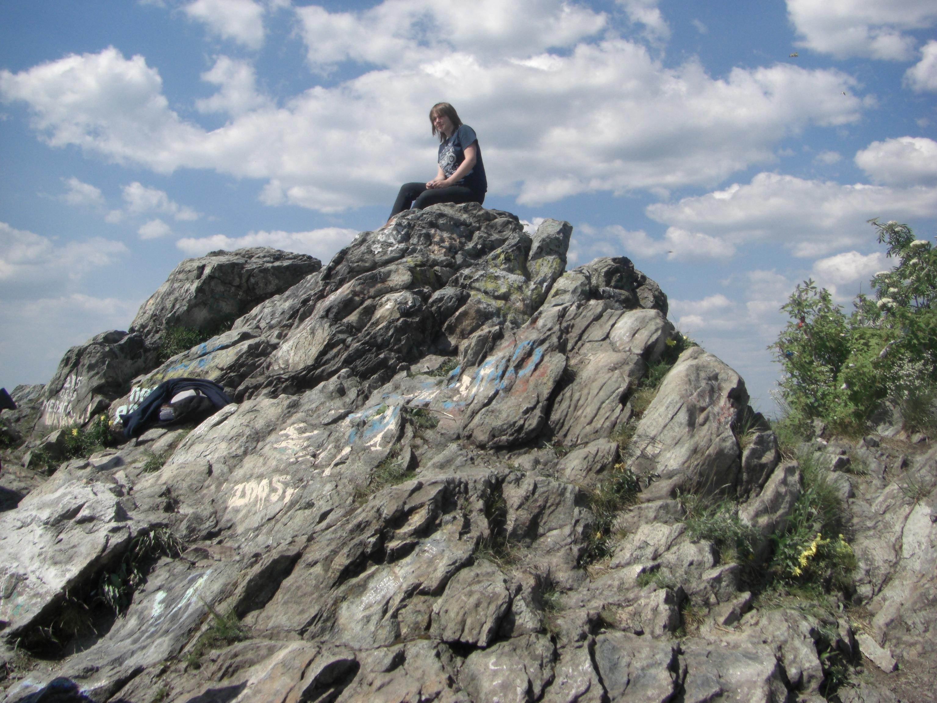 Вершина горы Сугомак