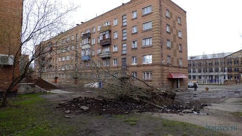 Фото города Инта №6822  Юго-восточный угол Горького 17 02.06.2014_16:30