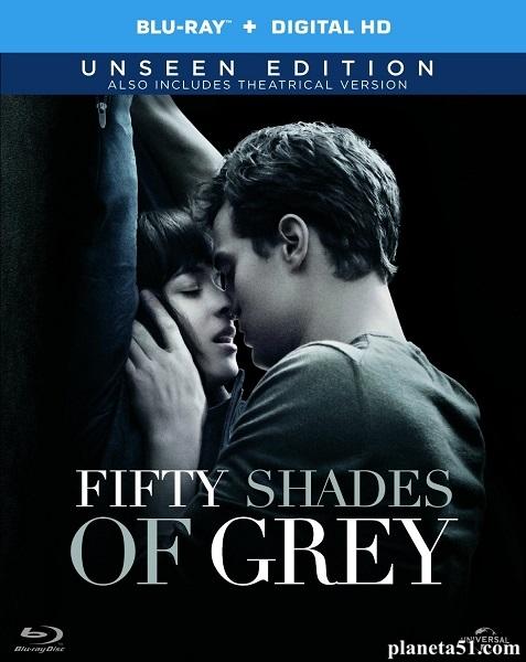 Пятьдесят оттенков серого / Fifty Shades of Grey [UNRATED] (2015/BDRip/HDRip)