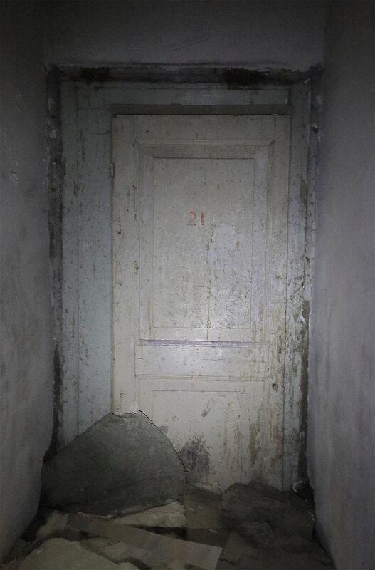 Дорога 21. Дверь в восточную галерею