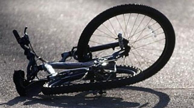Opel сбил в Гродно на переходе двух девочек на велосипеде