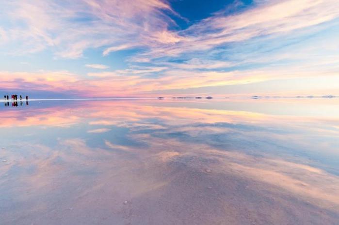 Топ 15 оптических иллюзий, созданных природой