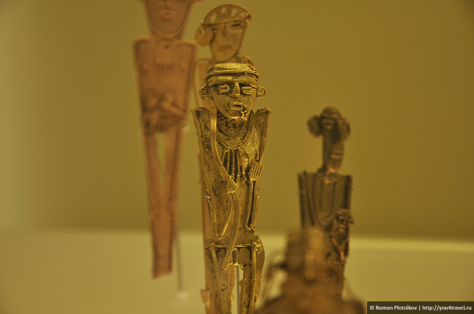 0 181ab4 fb8b866e orig День 203 205. Самые роскошные музеи в Боготе – это Музей Золота, Музей Ботеро, Монетный двор и Музей Полиции (музейный weekend)
