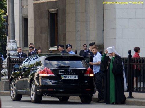 Инаугурация пятого президента Украины – Петра Порошенко. г.Киев.