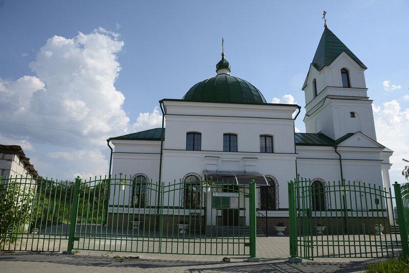 Церковь святителя Николая Чудотворца в Гомеле
