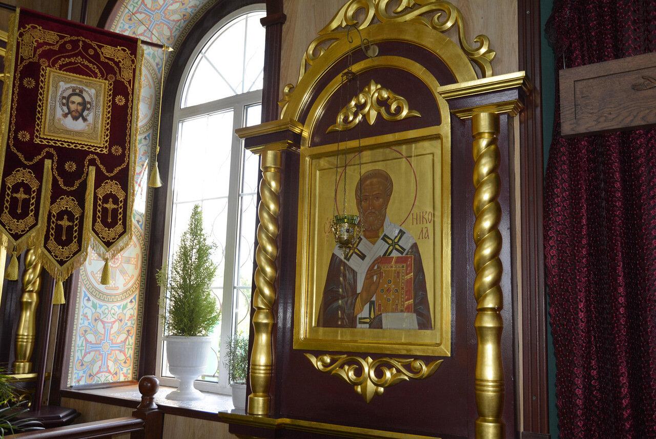 Храм святителя Николая Чудотворца в Гомеле