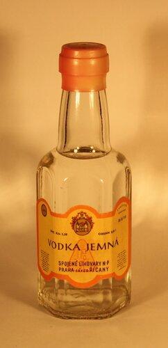 Водка Vodka Jemna Spojene Lihovary N P
