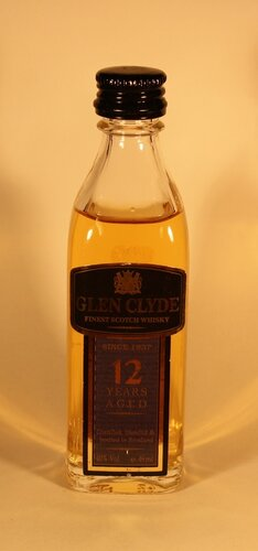 Виски Glen Clyde Finest Scotch Whisky 12 Years Aged